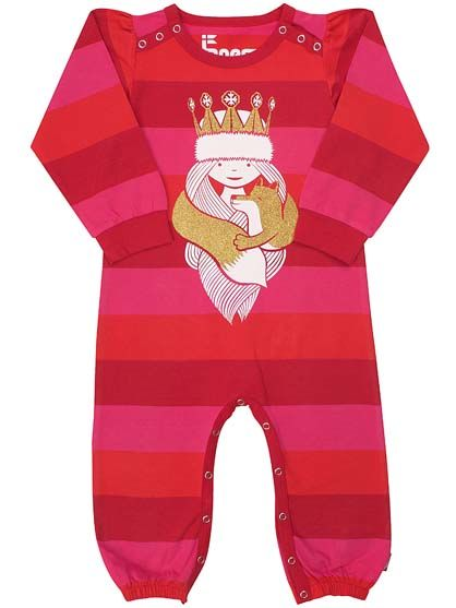 Image of   Prinsesse Suit Ginger SNEPRINSESSE