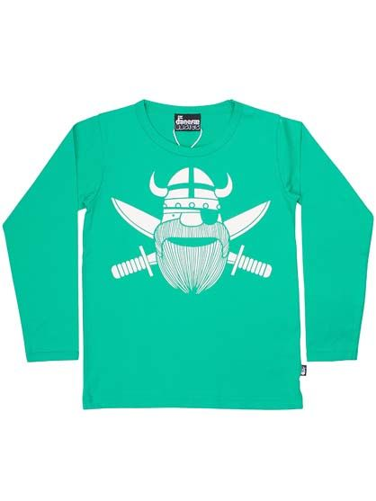 Image of   BASIC Longsleeve Lucky Green PIRATE
