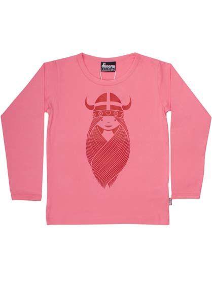 Image of   BASIC Longsleeve Super Pink FREJA