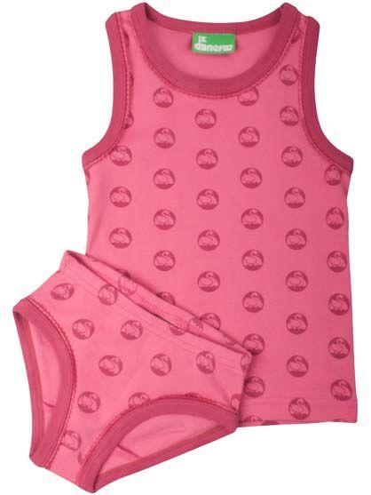 Image of   Karoline Set Cold pink/Gr Rose MINISWAN