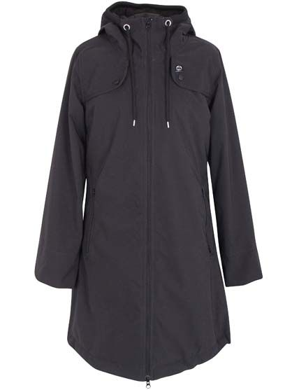 Image of   Blaabaer Winter Jacket Black (STRETCH)