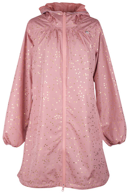 Helen Rainjacket Blush confetti hrts