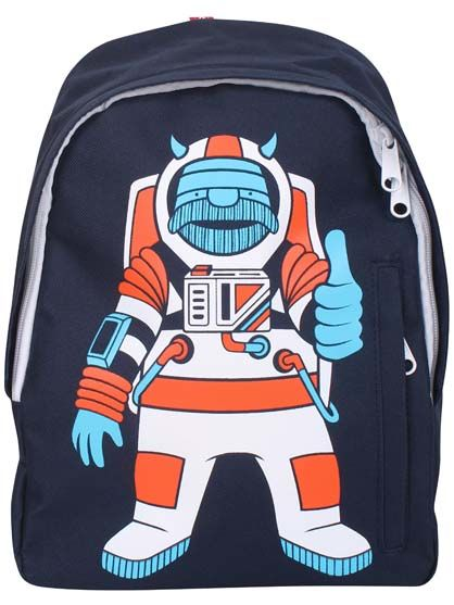 Kids Backpack Navy ASTROERIK