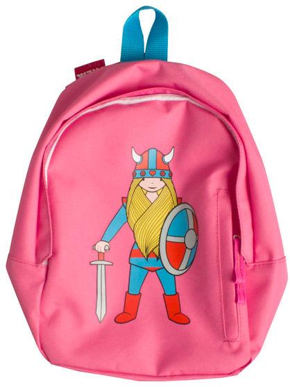 Kids Backpack Mad pink FREJADINVEN