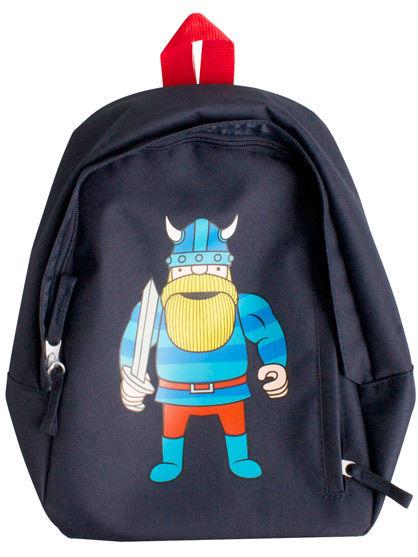 Kids Backpack Navy ERIKDINVEN