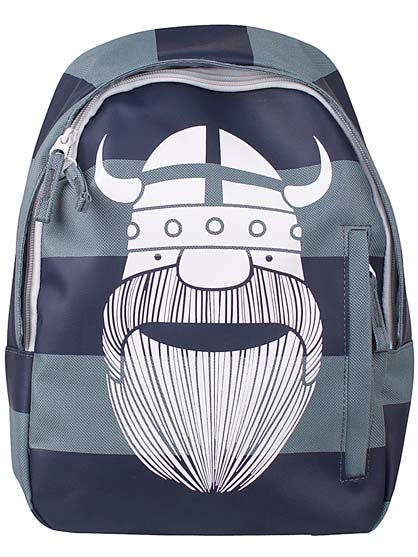 Kids Backpack Blue Grey/ navy ERIK