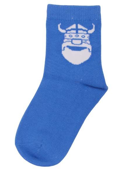 Kids Socks Soft Blue ERIK