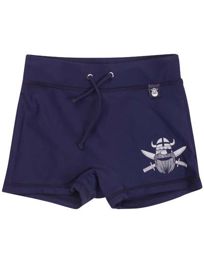 Pool Trunks Navy PIRATE