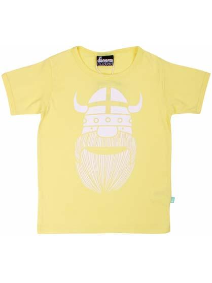 BASIC Shortsleeve Summer yellow ERIK