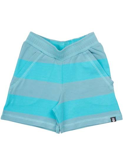 Solskin Shorts  Tropicalpool/LtTeal
