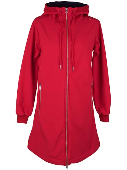 Image of   Jane Softshell Red