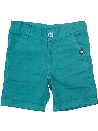 Image of   Gaucho Shorts Rock Green