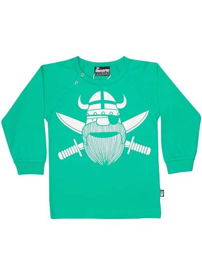 Baby basic tee Lucky Green PIRATE