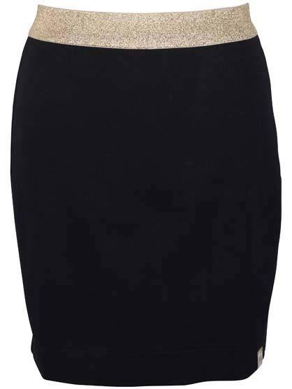 Image of   Niptuck mini skirt Black