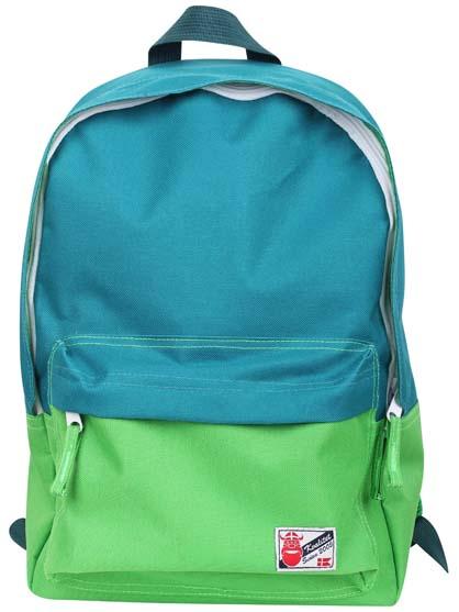 Kids Big Pack Dk grue/Apple grn