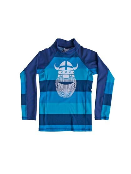 Hawaii Rashguard Delft Stripe
