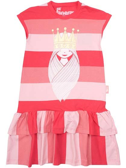 Image of   Bom Chica Dress Coldcuts PRINSESSE