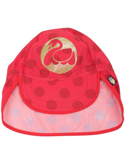 Sahara Hat Red currant/ ox red SWAN