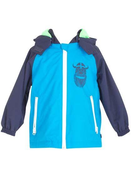 Warrior Winter Jacket Navy/Ryl Blue ERIK