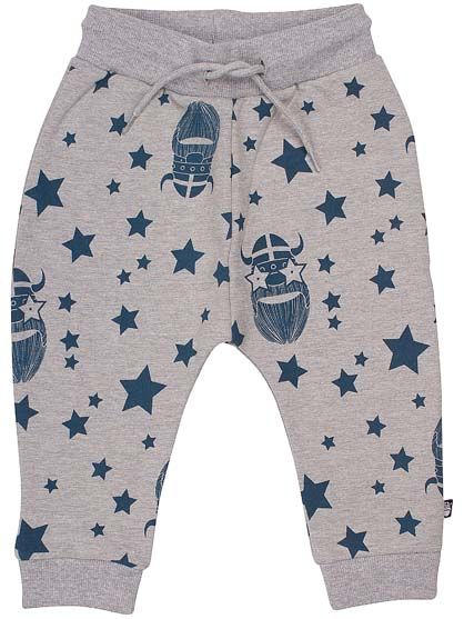Silver pants Heather Grey STARRY