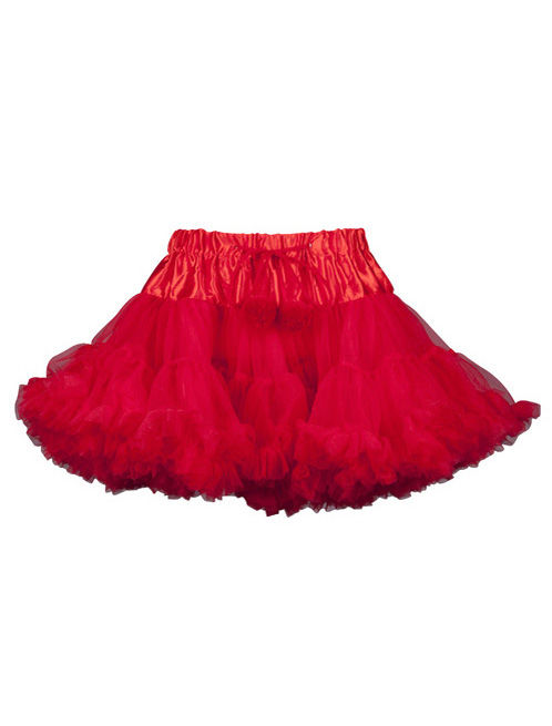 Ballerina Skirt Red