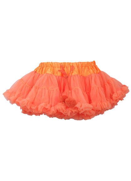 Ballerina Skirt Fluo orange