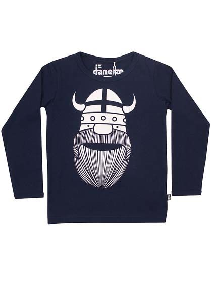 Northpole Tee Navy ERIK