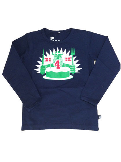 Image of   Birthdayboy LS Navy