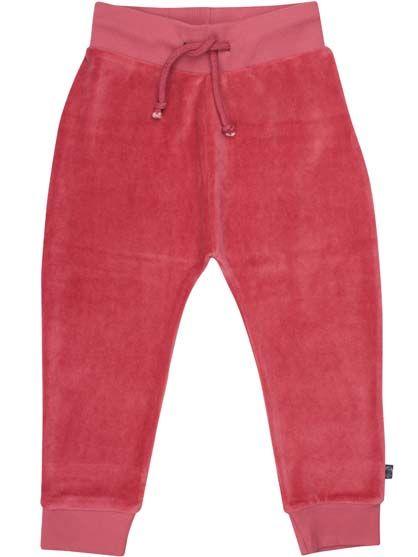 Cosy pants Rhubarbe