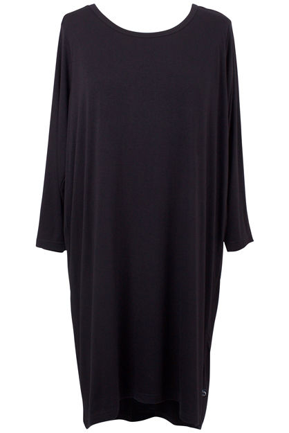Molla Tunic Black