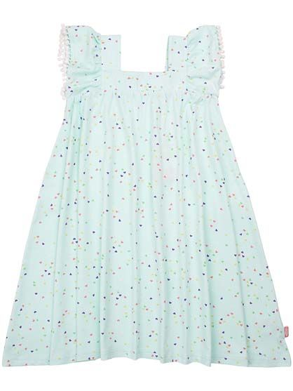 Image of   Chickita Dress Fresh mint CONFETTIHEARTS
