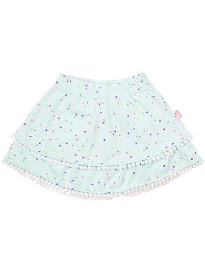 Image of   Magic Skirt Fresh mint CONFETTIHEARTS