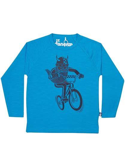 Image of   Big Joe Trueblue BMX ERIK
