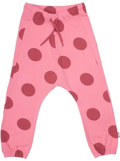 Image of   Aladin Pants Super Pnnk/Rhubarbe DOTS