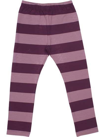 Image of   Bambi pants Dark Plum/Dusty Lila