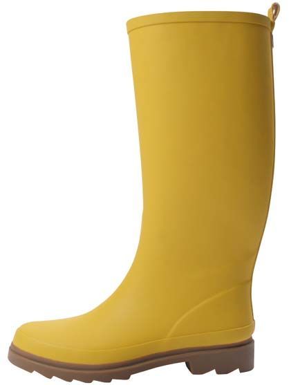 Image of   SIV Rainboots Dark Yellow