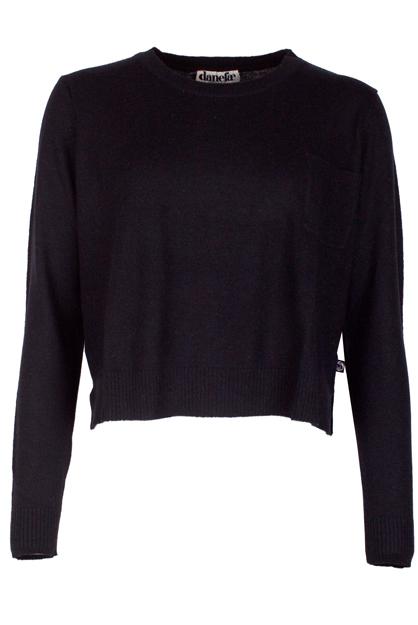 Image of   Berta Sweater Black