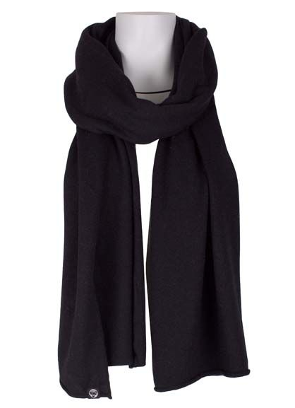 Image of   Fefor Scarf Black