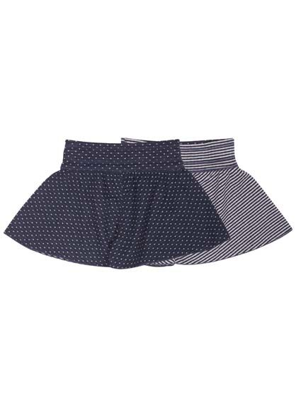 Retriever shorts Navy/Offwhite DOTS