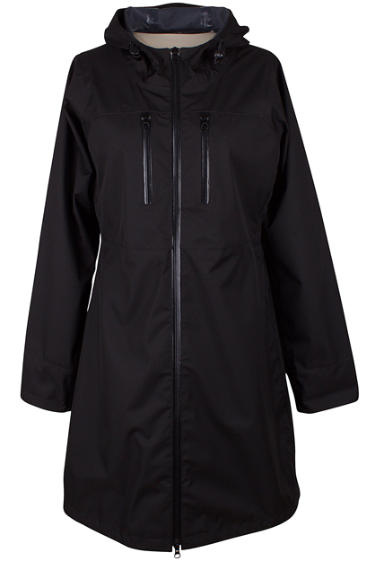 Blokhus raincoat Black