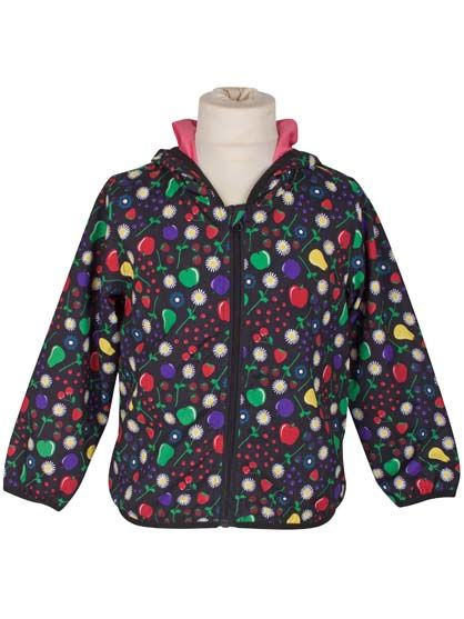 Oda jacket Black Fruity