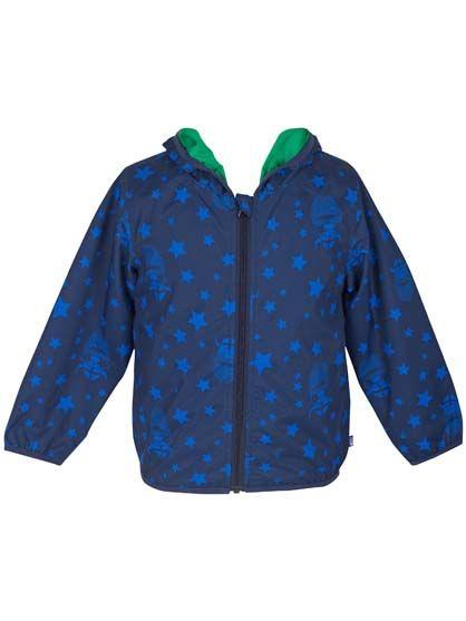 Jeppe jacket Navy STARRY ERIK
