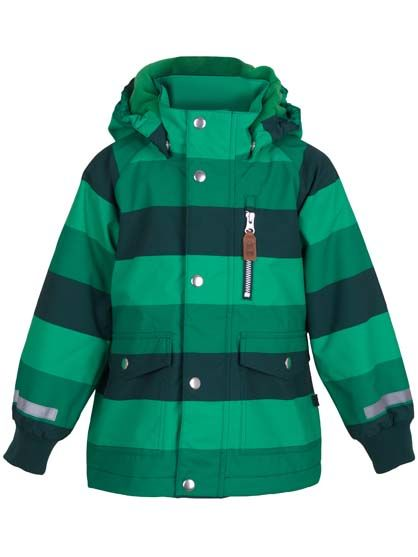 Johan Winter Jacket Greenery