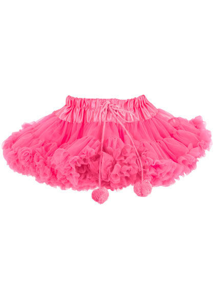 Ballerina Skirt Fluo Pink