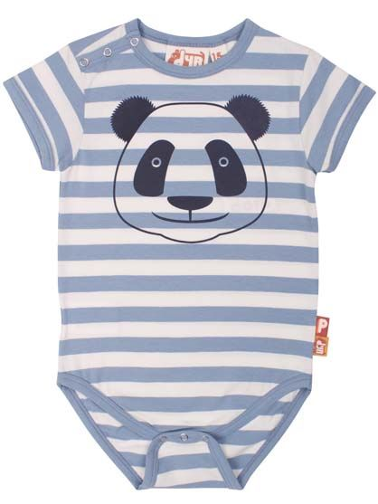 Image of   Chirp Suit Water dr blue/Chalk PANDA