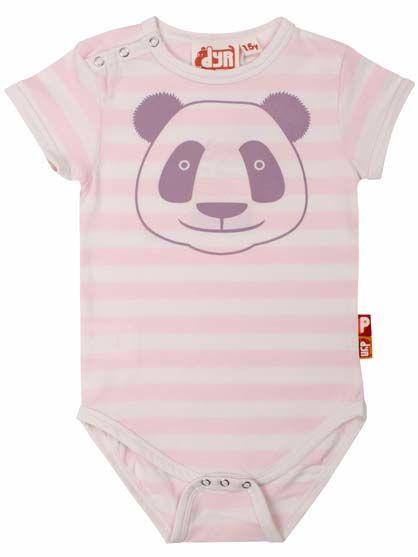 Image of   Chirp Suit Piggy Pink/chalk PANDA