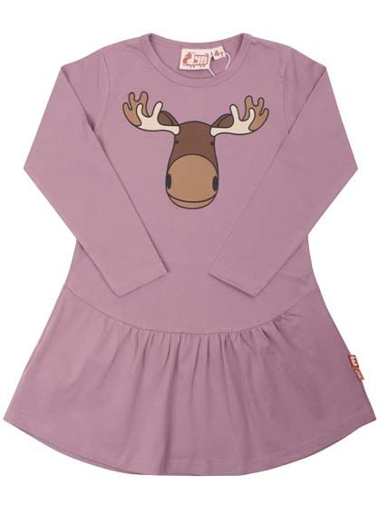 Image of   Busy Bee Dress Warm Clay ELG