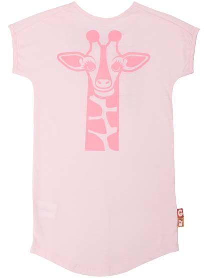 Sidney dress Piggy Pink GIRAF