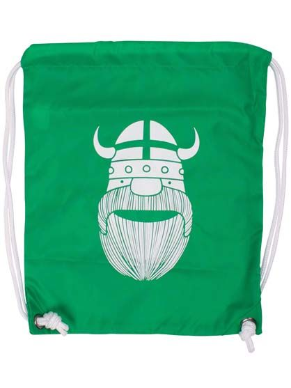 Gym Bag Green ERIK