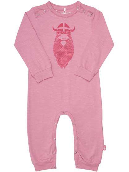 Image of   ORGANIC - Anis suit Blush rose FREJA